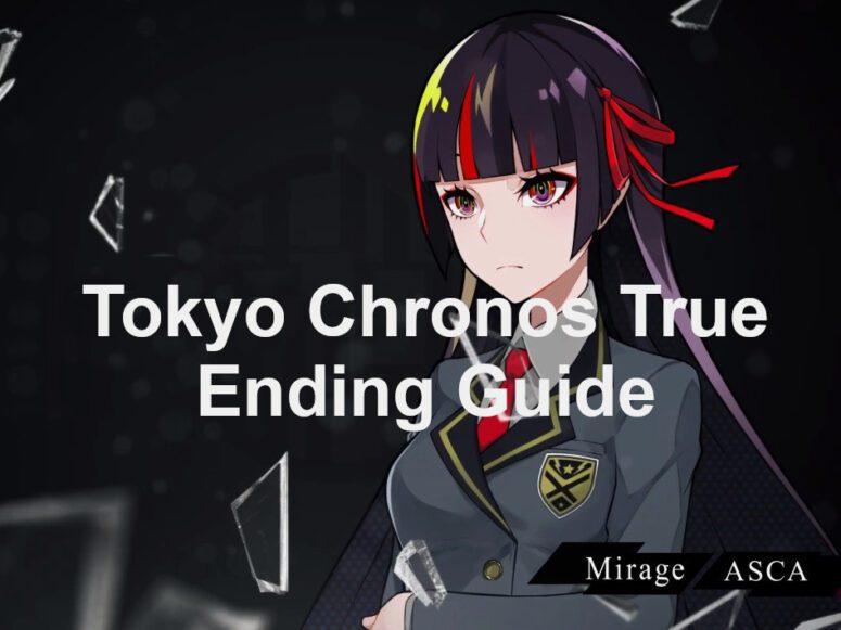 Tokyo Chronos True Ending