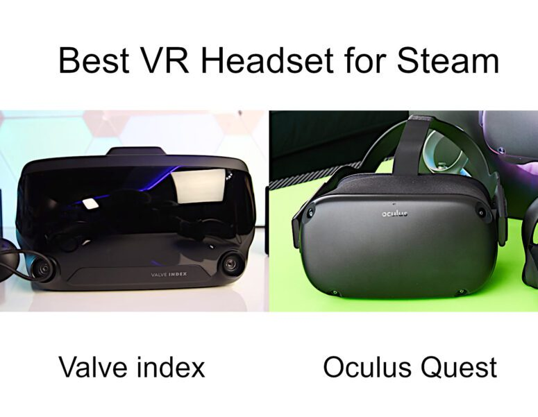 Best VR Headsets for Steam