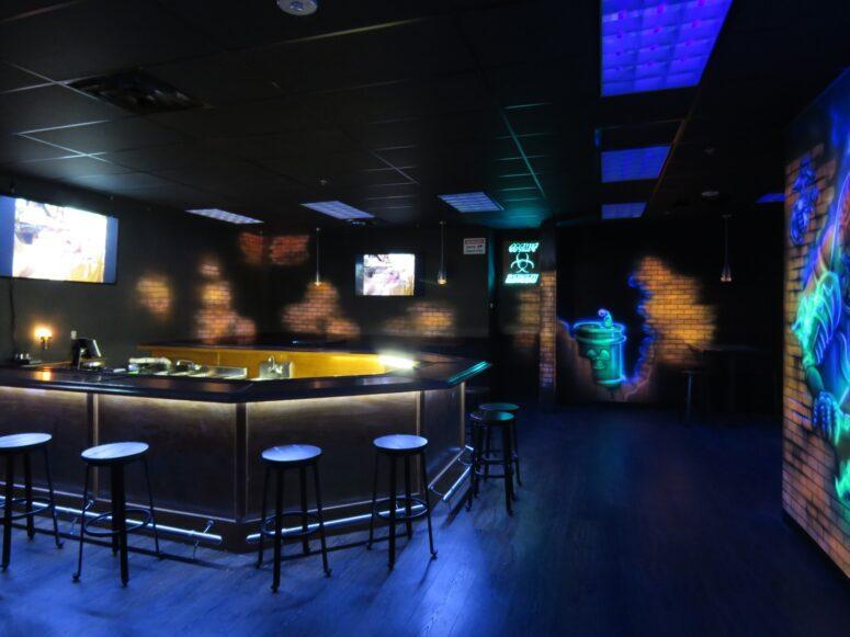 Cosmic Mayhem Bar