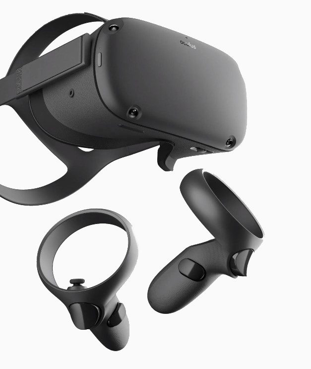 Oculus Quest and Motion Controllers