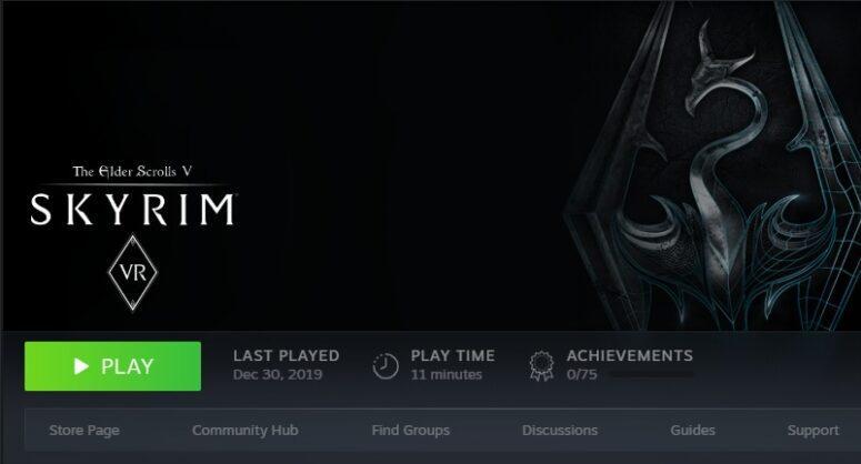 Skyrim VR on Steam