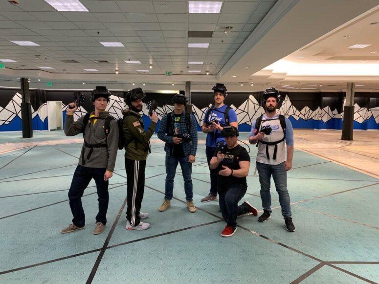 VR room Chicago