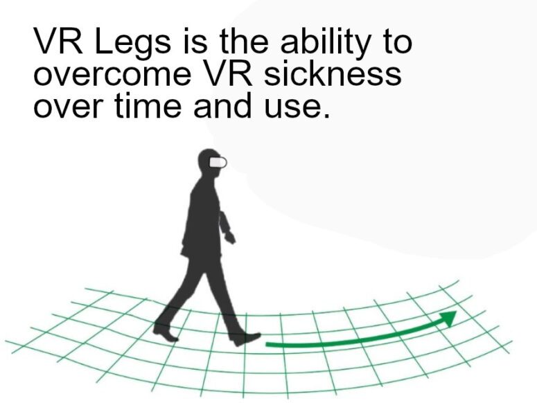 What are VR Legs?