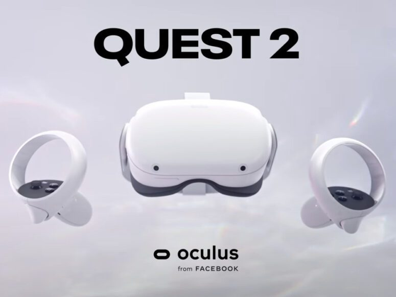 Oculus Quest 2 64 or 256 GB
