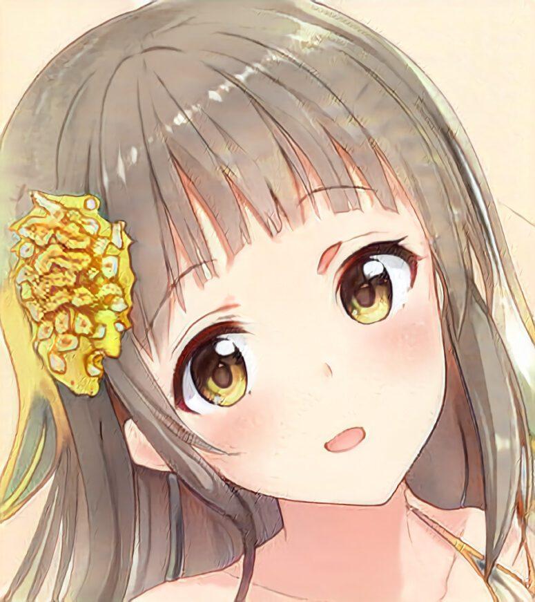 Sunny Anime Girl